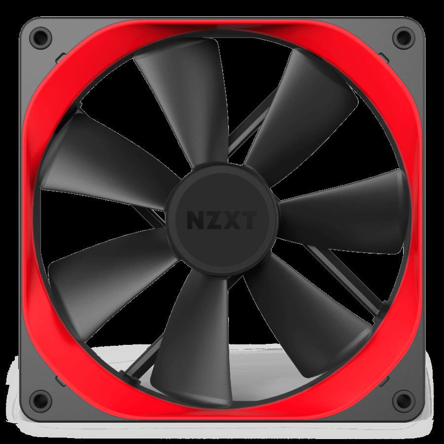 Ventilador NZXT AER P 120RF-AP120-FP