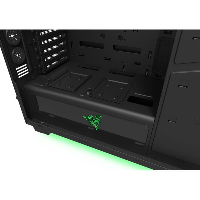 Gabinete NZXT Source S340 Razer