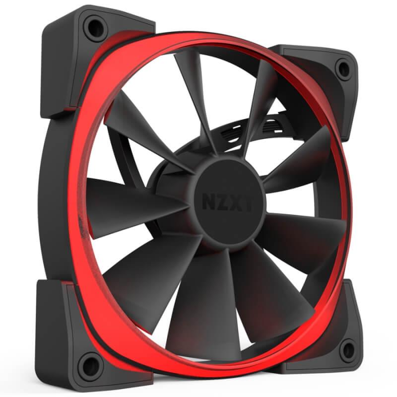Ventilador NZXT Aer 120 RGB Triple Pack