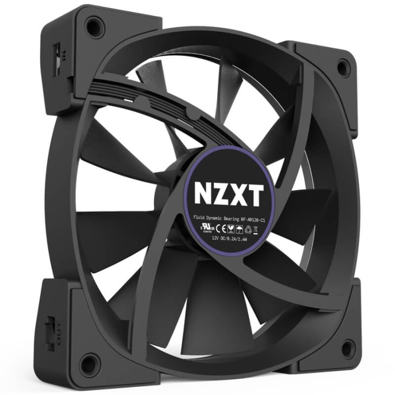 Ventilador NZXT AER RGB 120MM TRIPLE PACK
