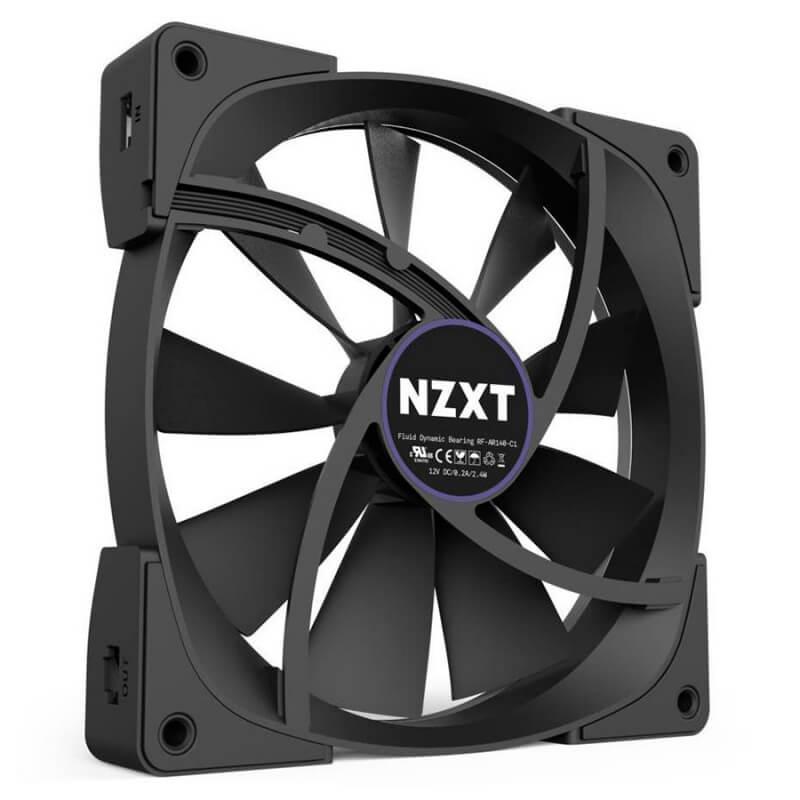 Ventilador NZXT Aer 120 mm RGB
