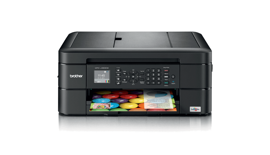 Impresora Multifuncional Brother MFC-J480DW