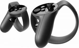 Control Oculus Rift
