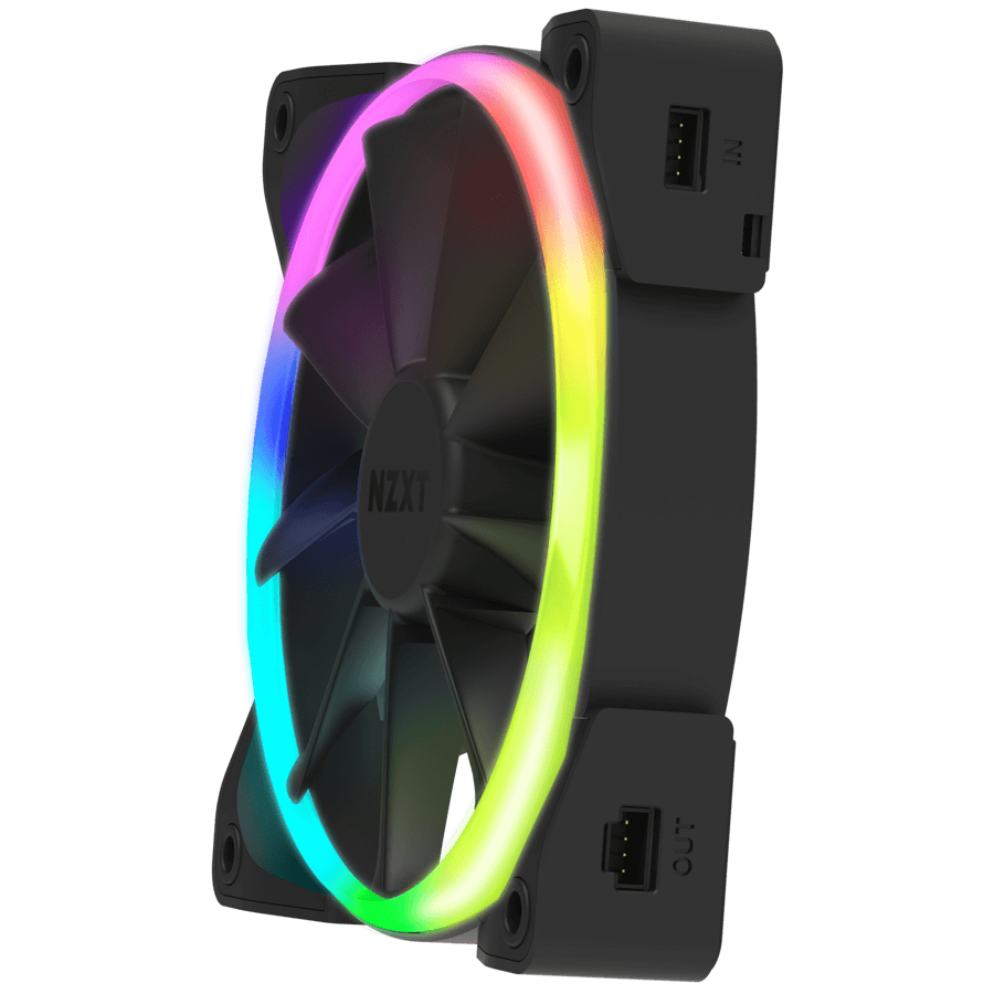 Ventilador AER RGB HUE 2