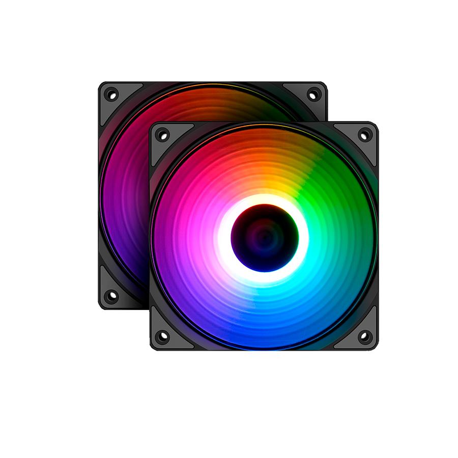 SISTEMA DE ENFRIAMIENTO DEEPCOOL CASTLE 240 RGB V2