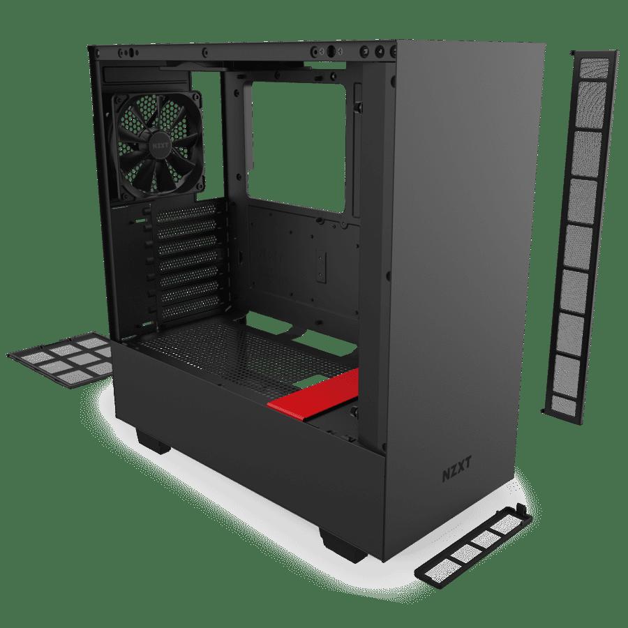 Gabinete NZXT H510